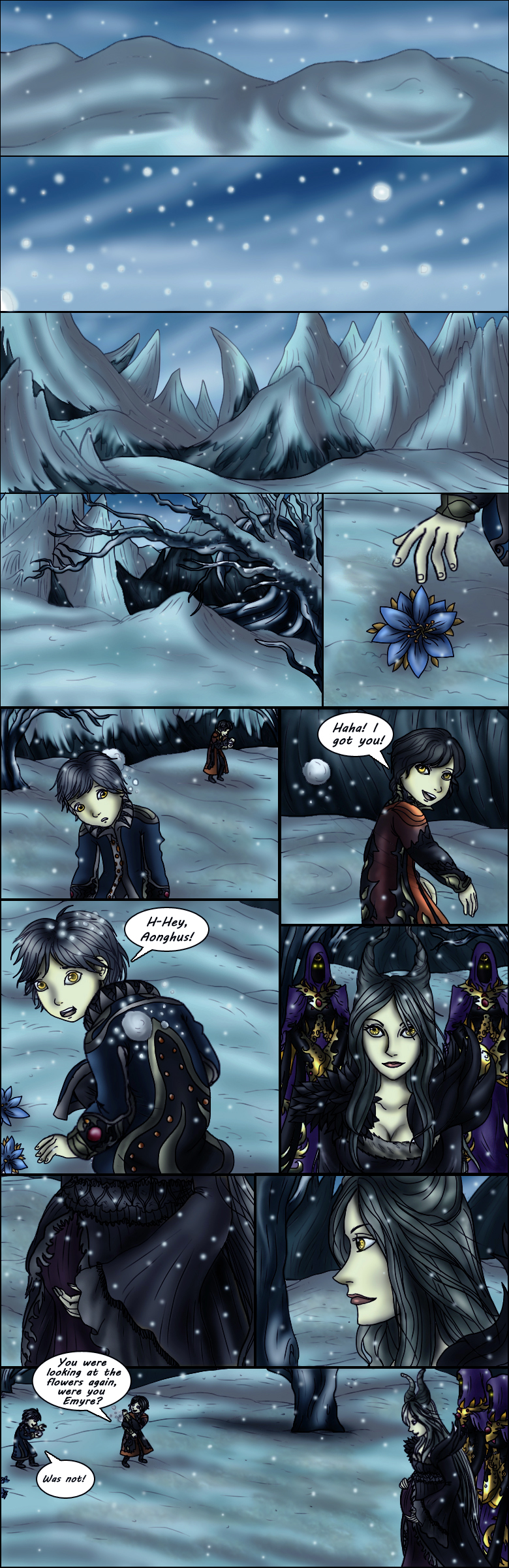 Page 12 – The Vestraah Family