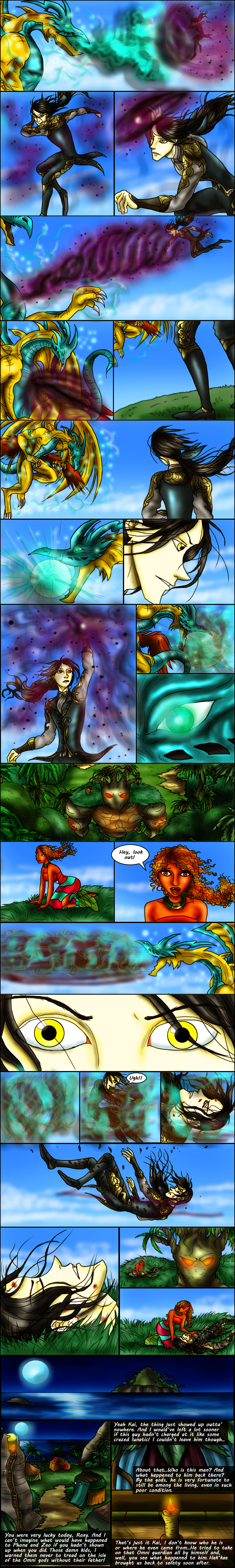 Page 20 – The Wrath of an Omni God