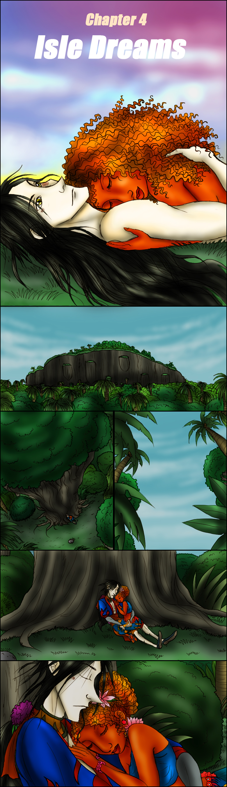 Page 77 – Chapter 4 – Isle Dreams