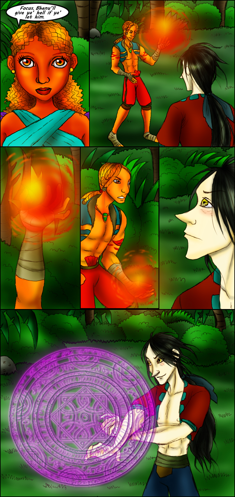 Page 102 – Showdown With Bhenu