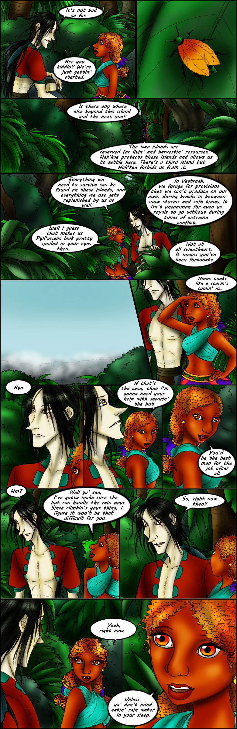 Page 110 – Two Islands