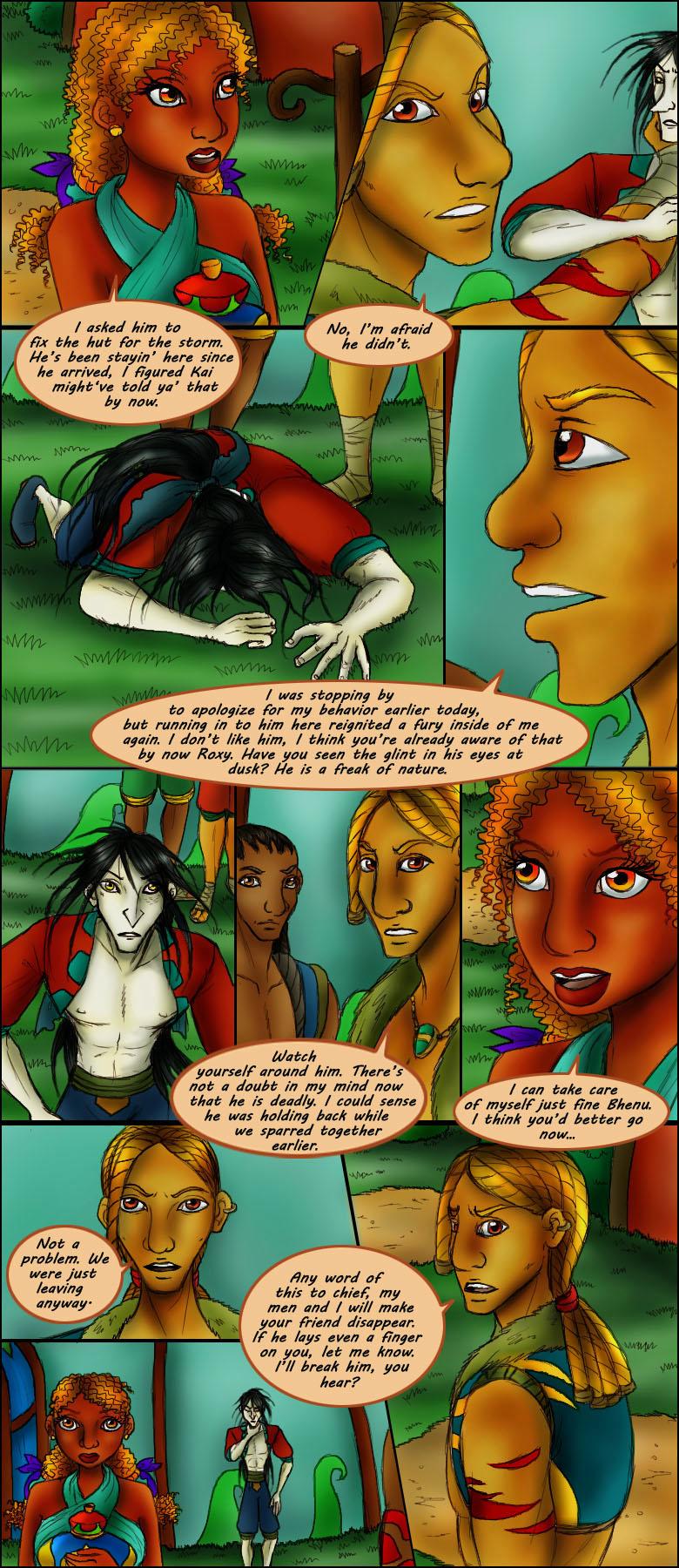 Page 113 – Sneaking Suspicion
