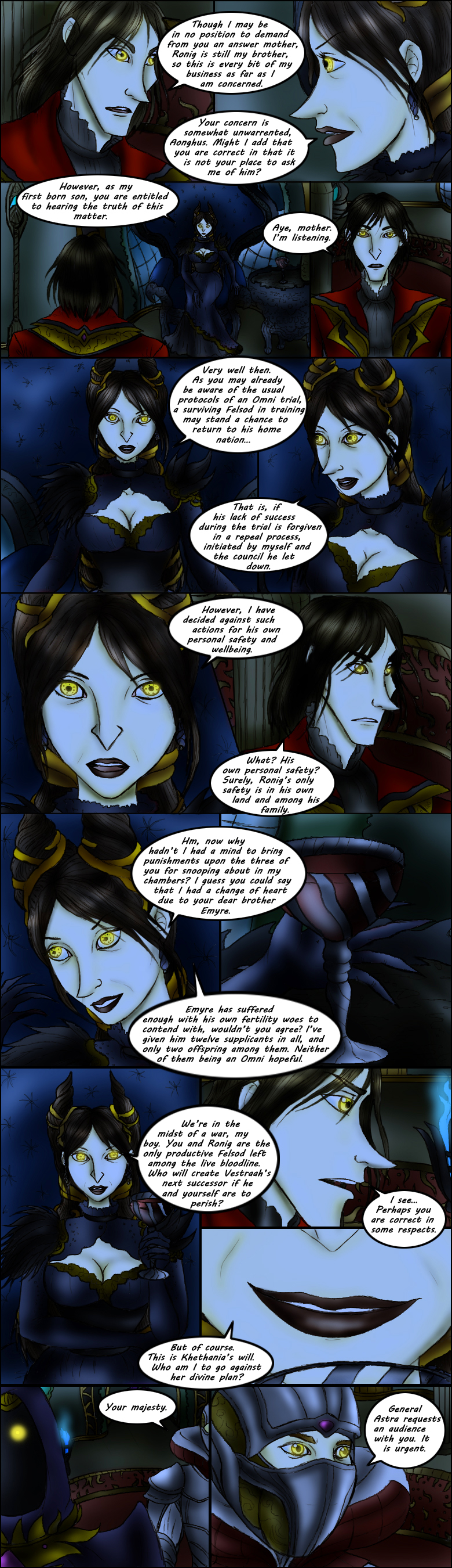 Page 164 – Vestraah's Decision