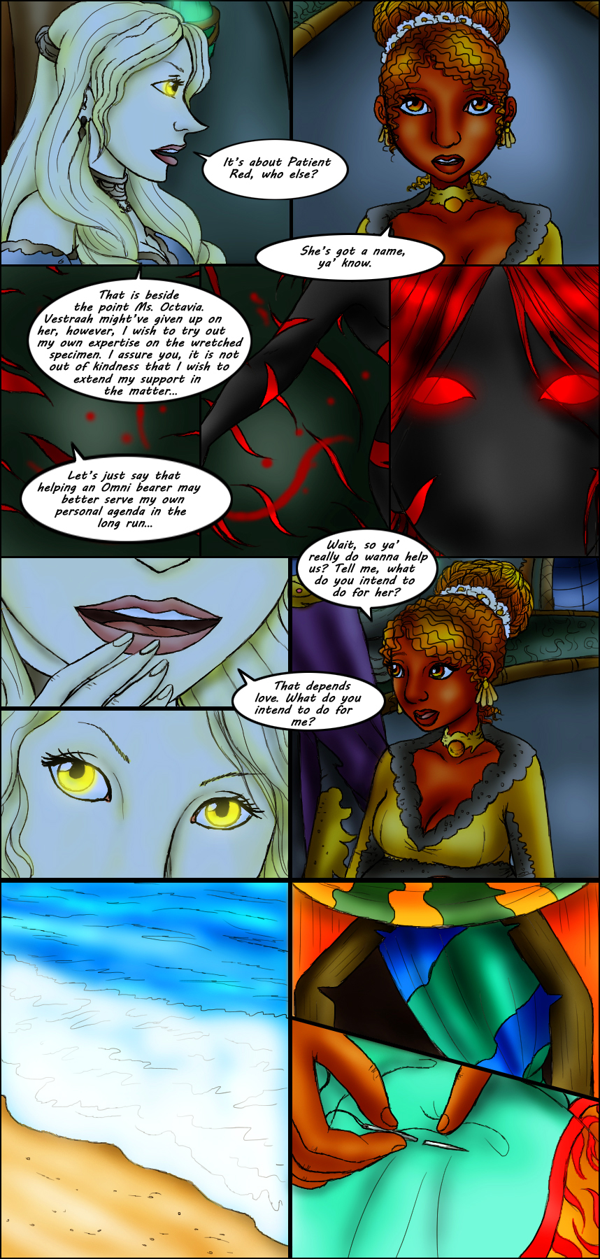 Page 198 – Out Of Kindness