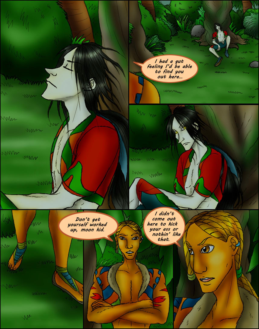 Page 201 – A Fateful Encounter