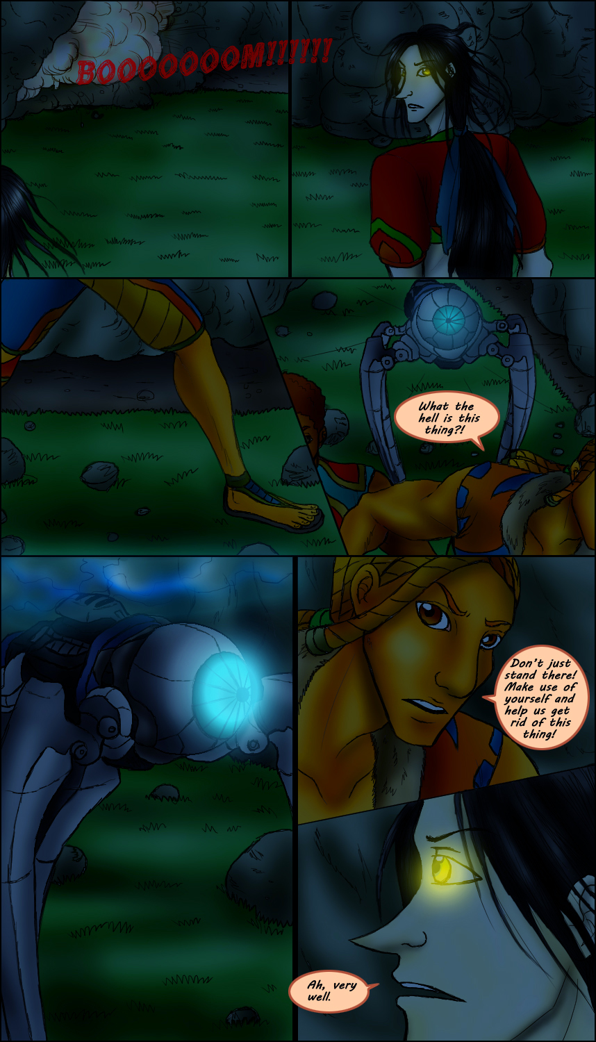 Page 209 – Blasted Automatons part 3
