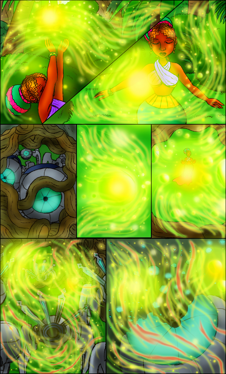 Page 223 – Energy Rays