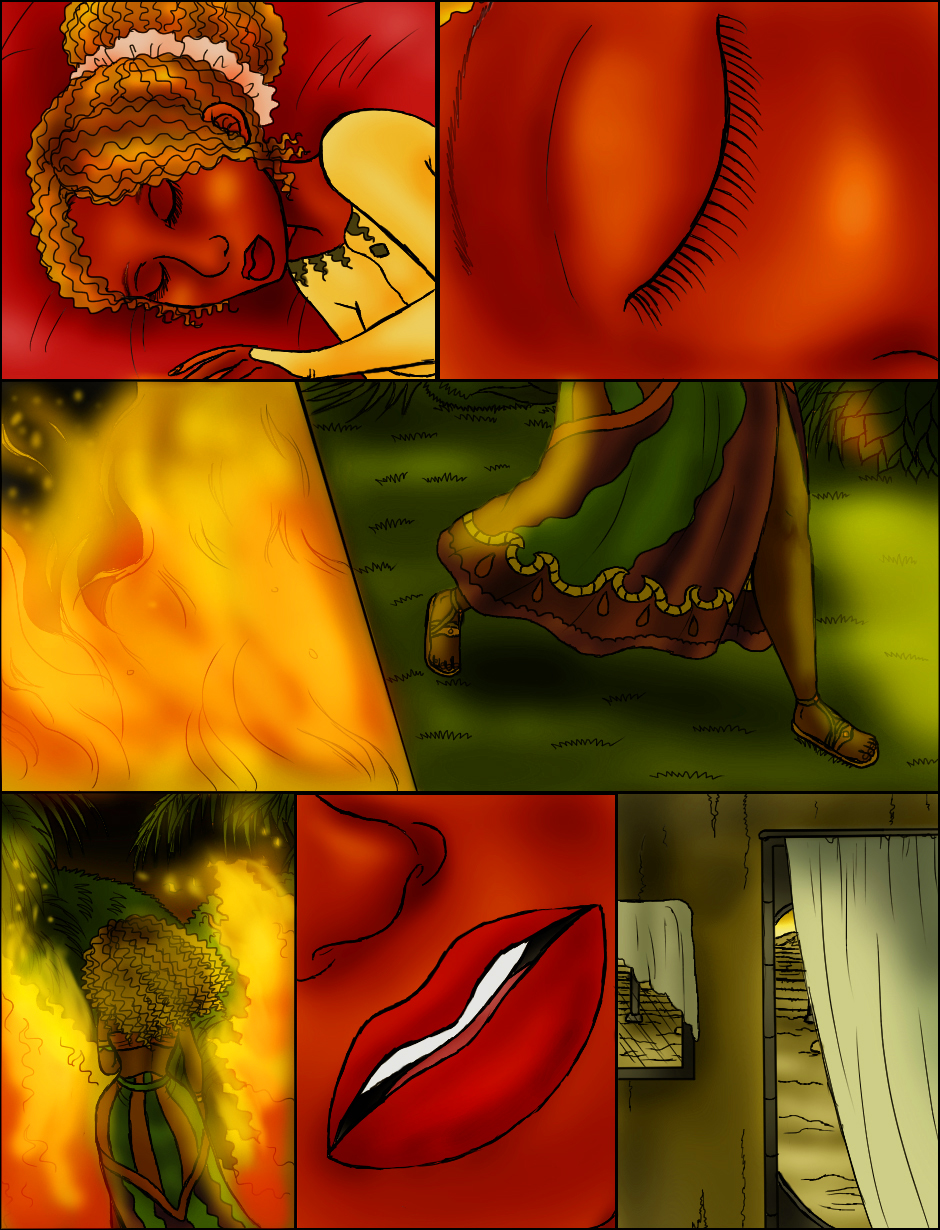 Page 259 – The Painful Dreams