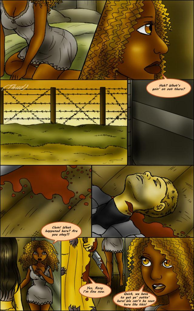 Page 260 - Painful Dreams Part 2
