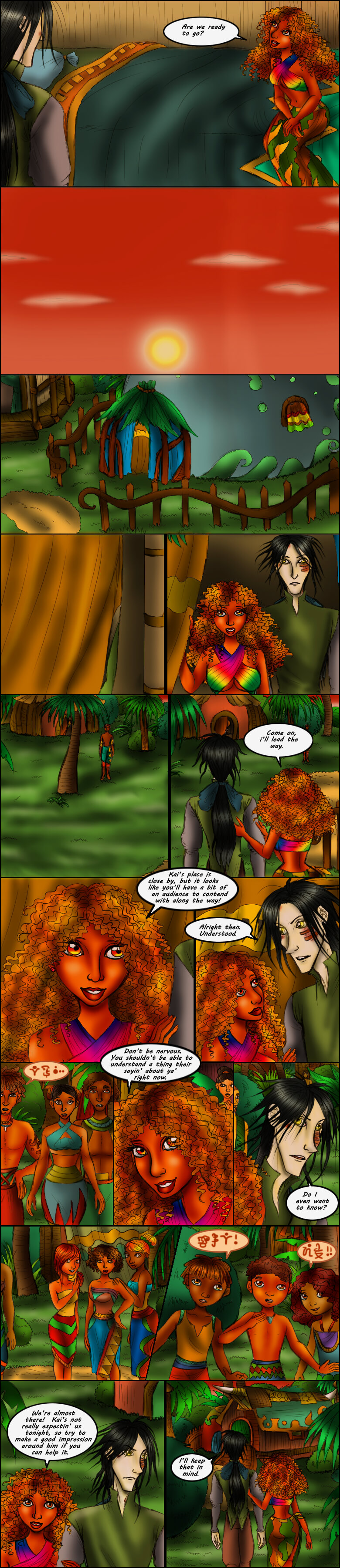 Page 40 – Village Chatter