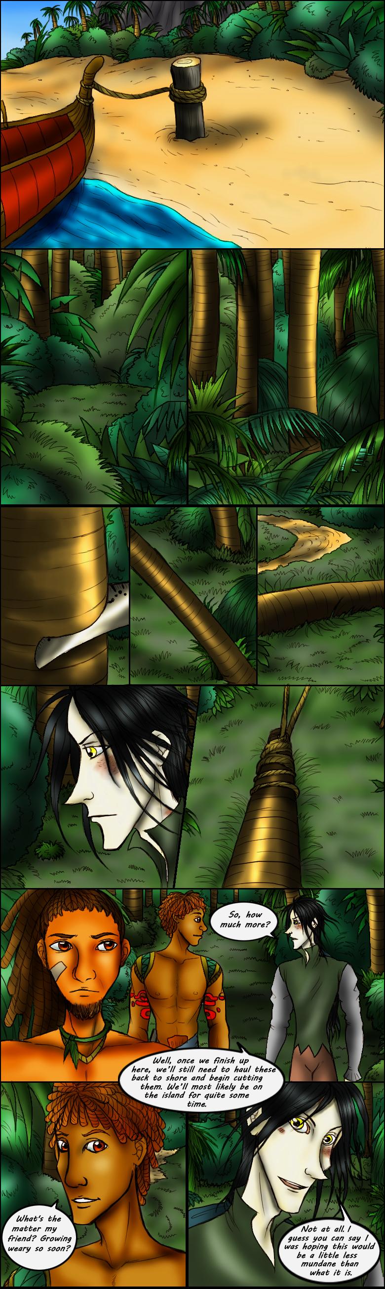 Page 56 –  The Mundane