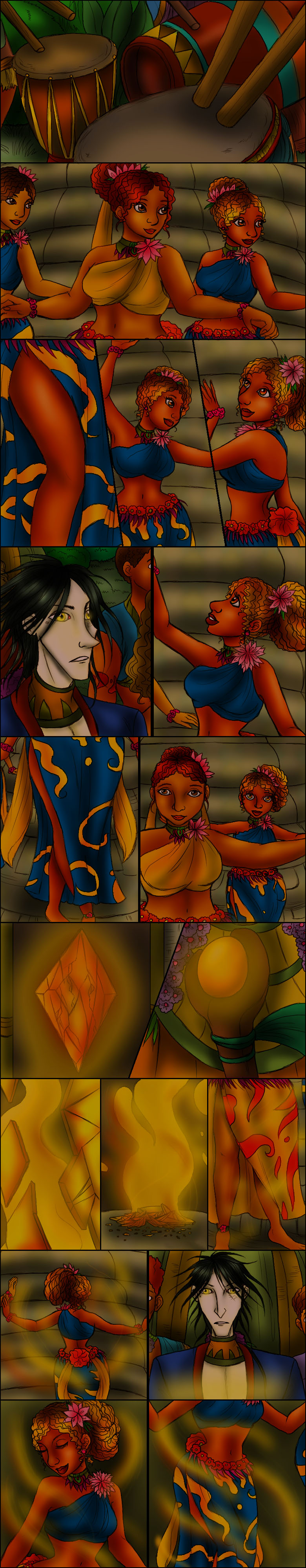 Page 68 – The Cosmos Ceremony Part 3