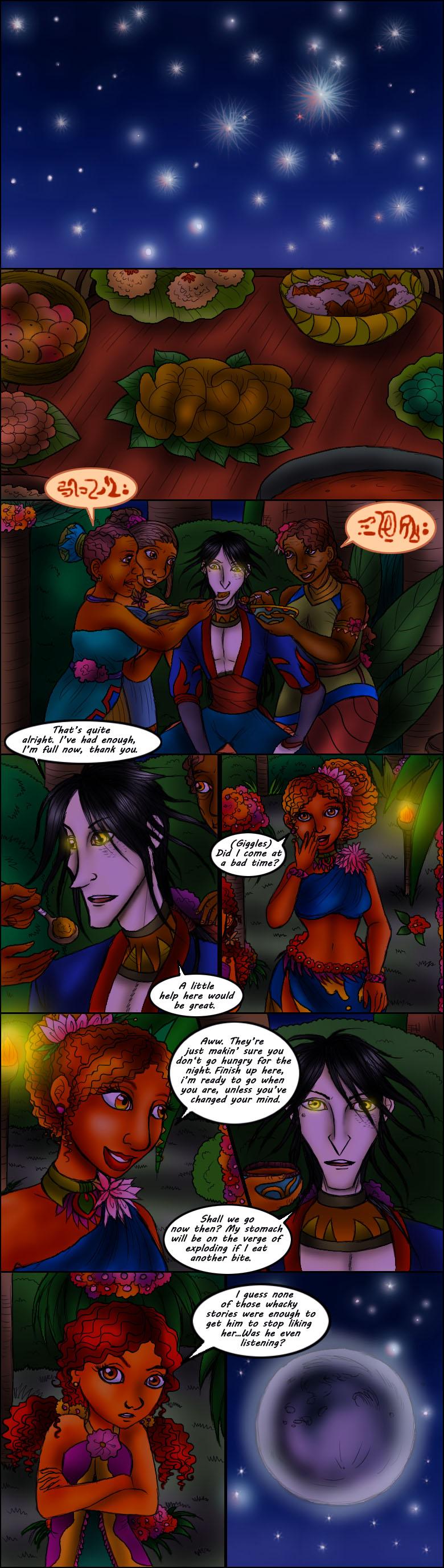 Page 69 – Moonlight Dinner
