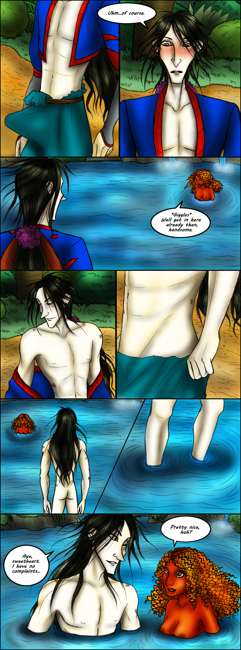 page 79 – Go For A Dip Part 2