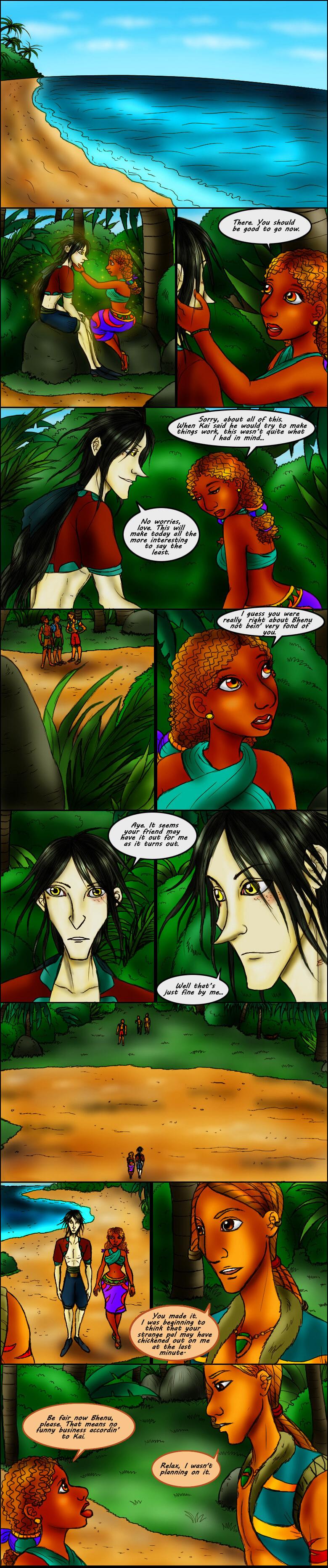 Page 96 – Facing Bhenu