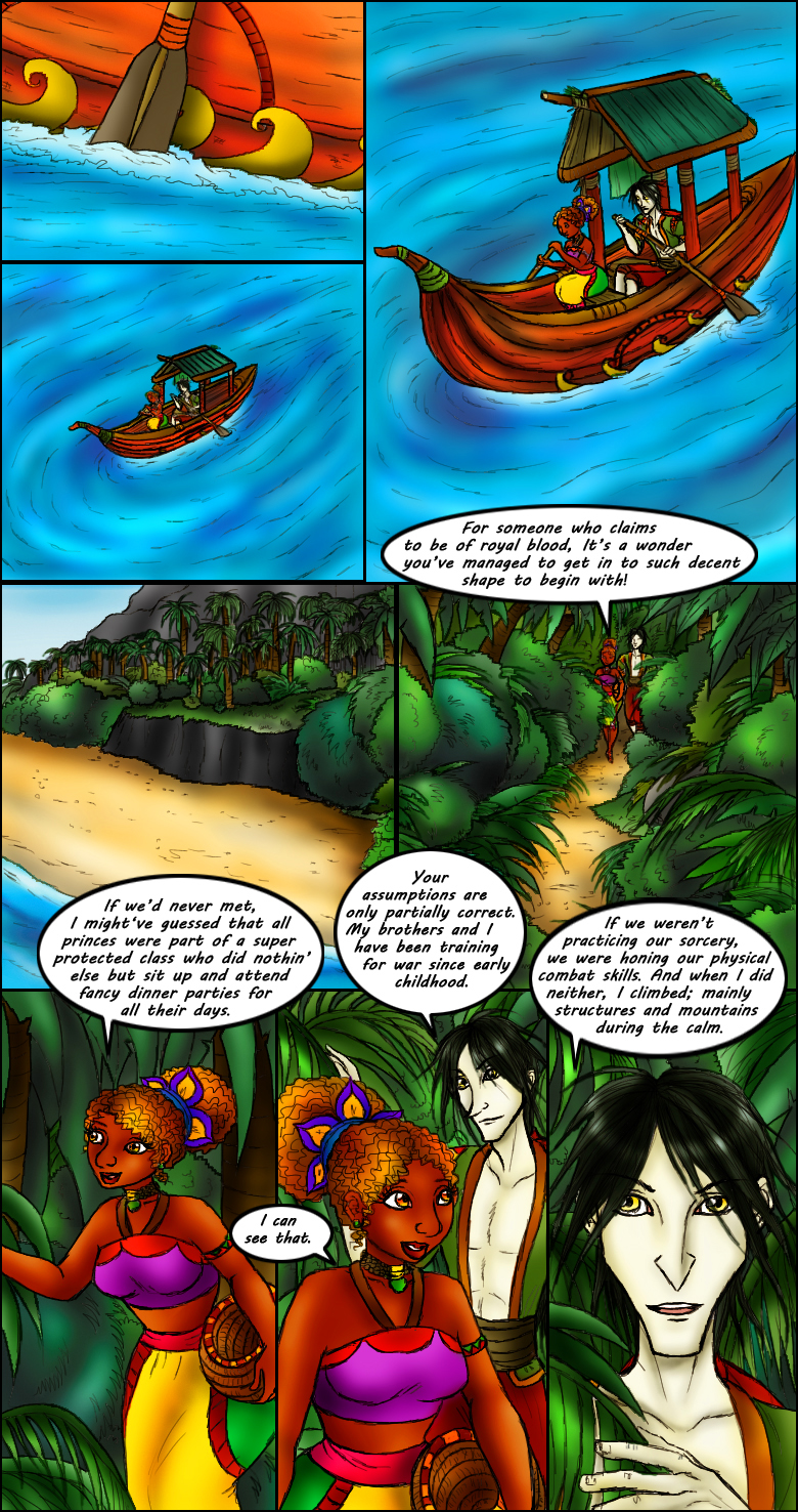 Page 125 – Return To The Island