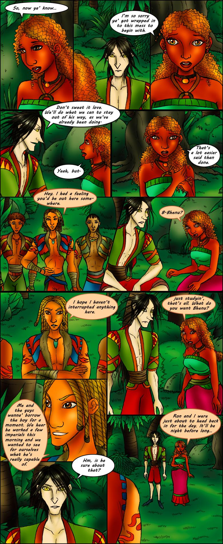 Page 142 – Bhenu's Proposal