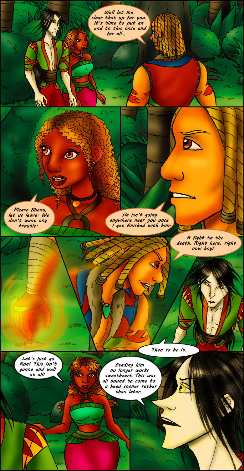 Page 145 – Come To A Head
