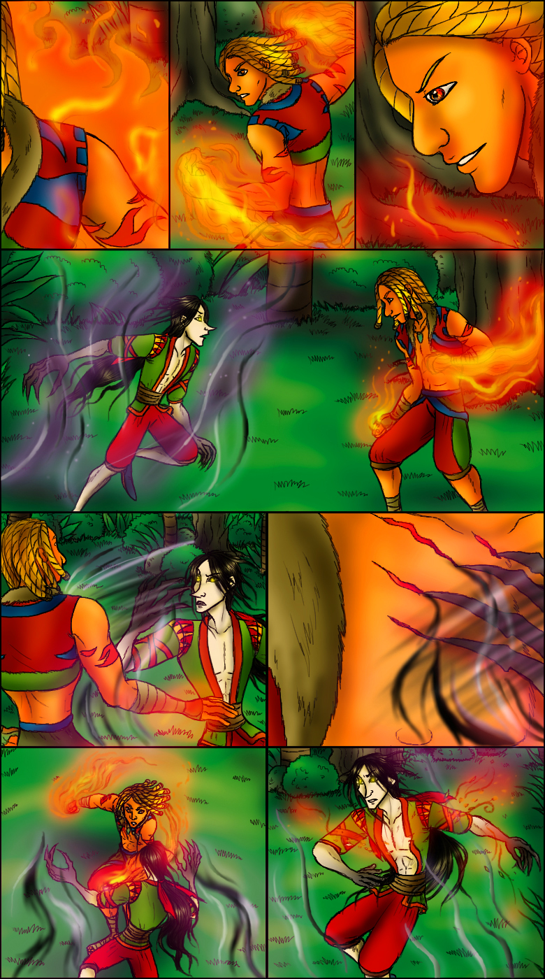 Page 147 – Fury And Flames