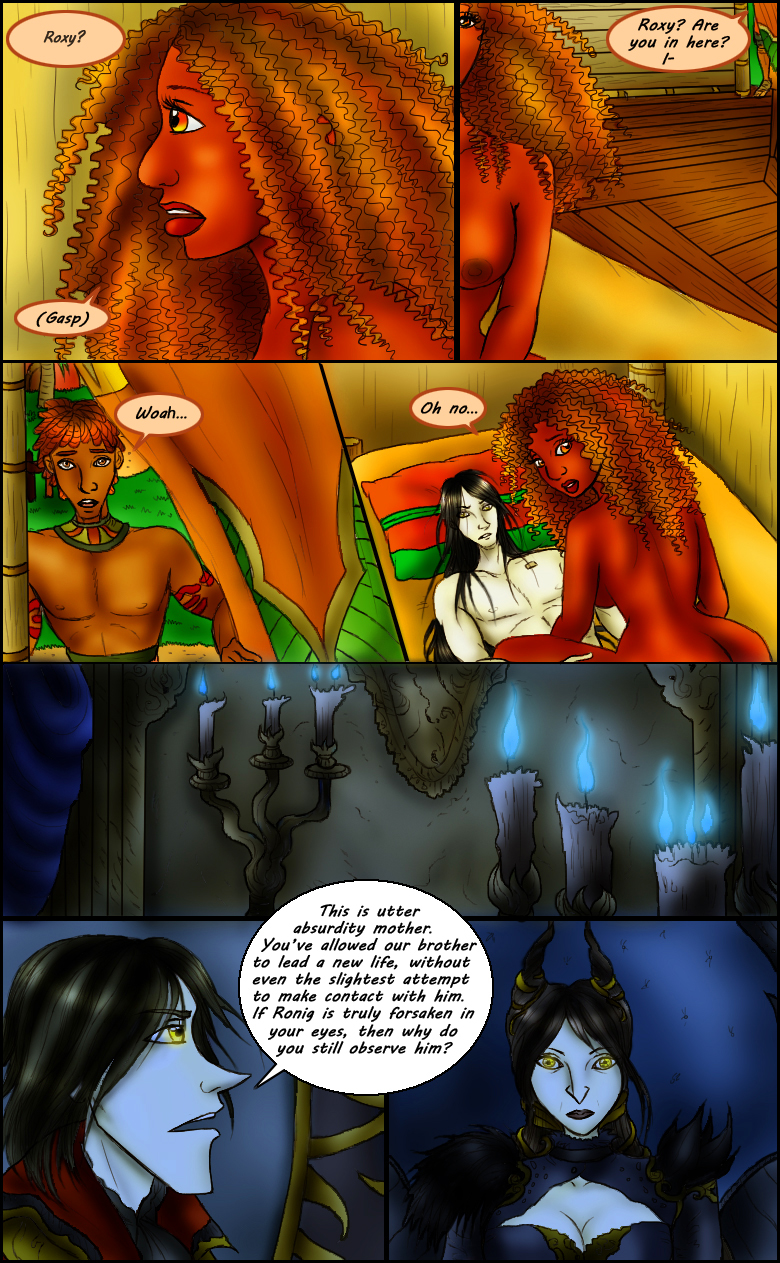 Page 163 – Sound of The Summoning Horn Part 2
