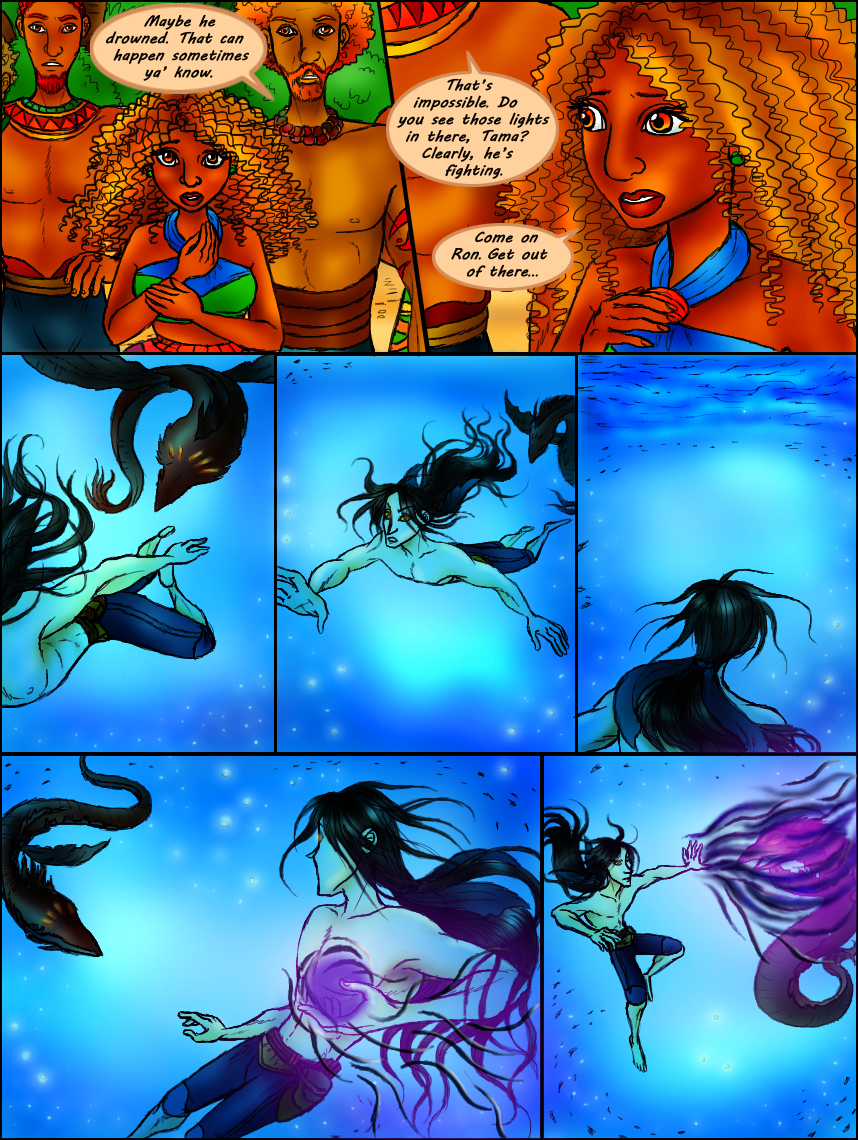 Page 185 – In To The Depths part 2