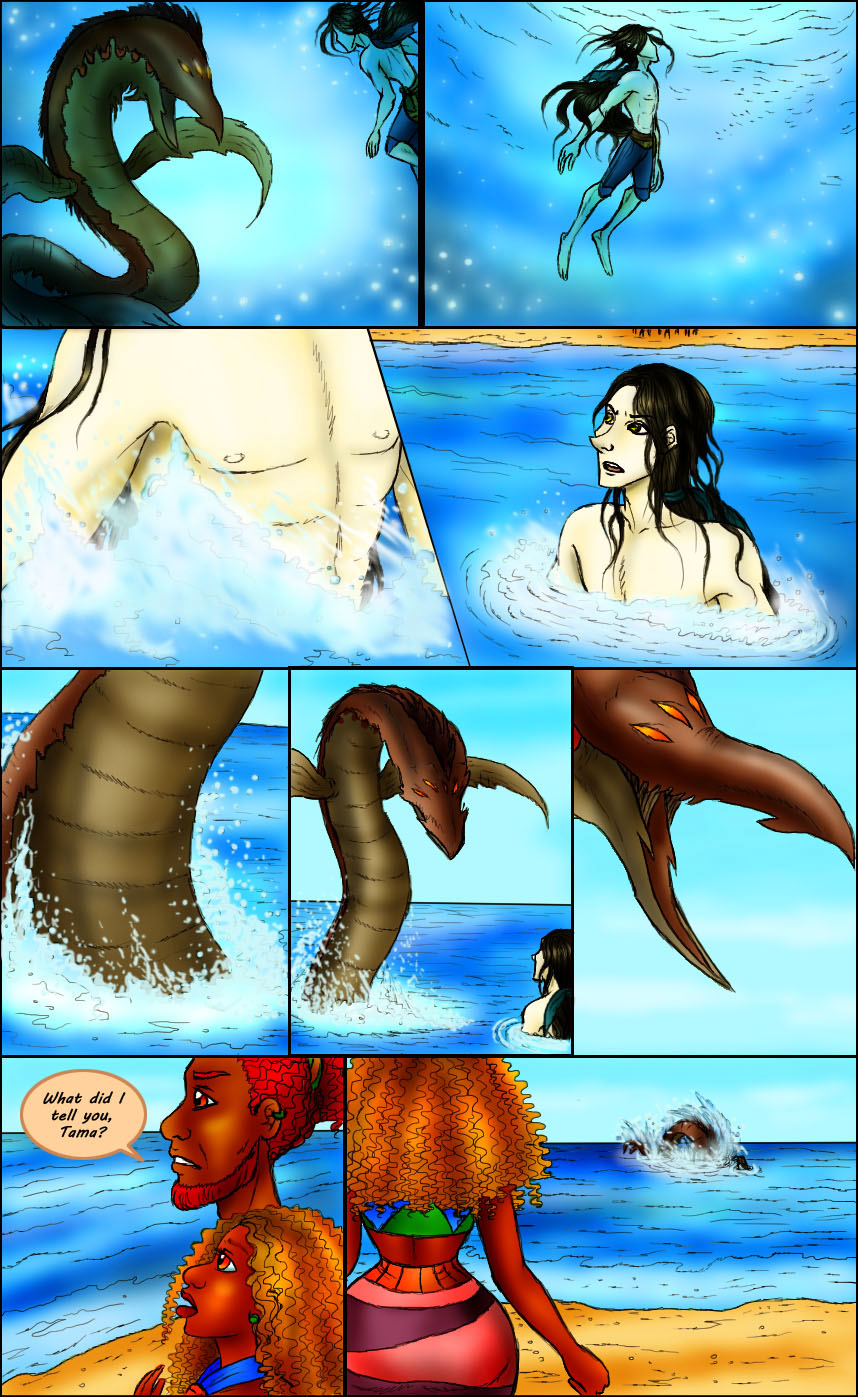 Page 186 – In To The Depths part 3