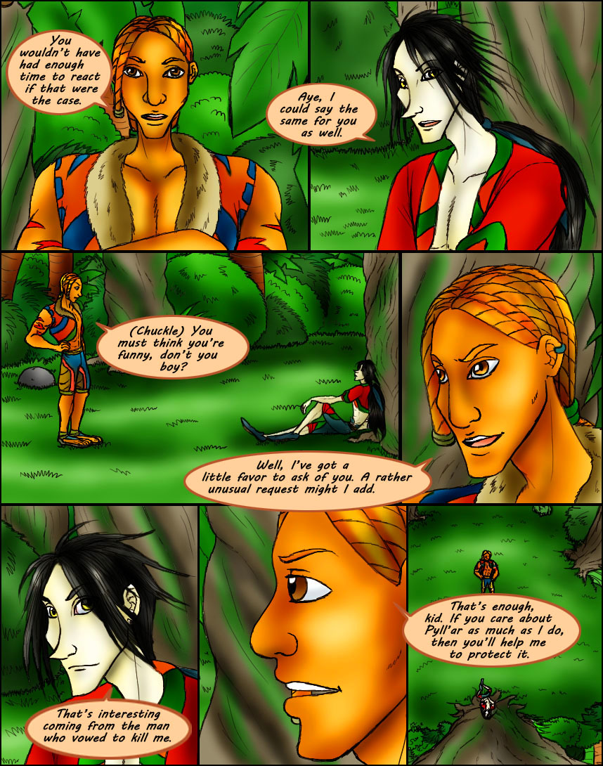 Page 202 – A Fateful Encounter Part 2