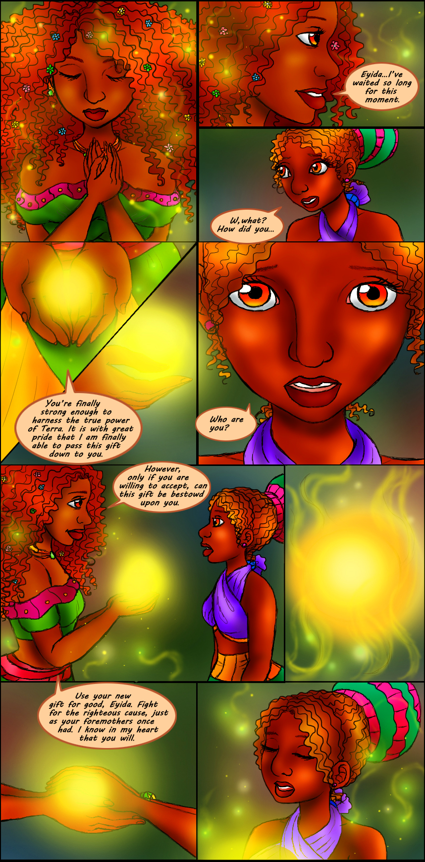 Page 220 – Terra's Blessings