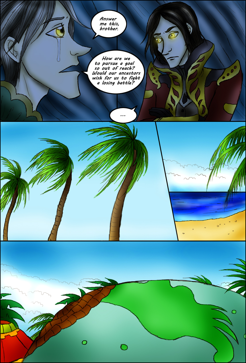 Page 230 – A Losing Battle