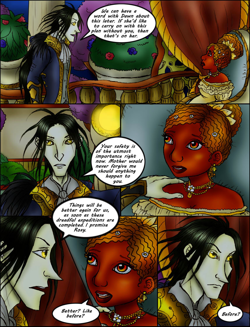 Page 241 – Before The Chaos