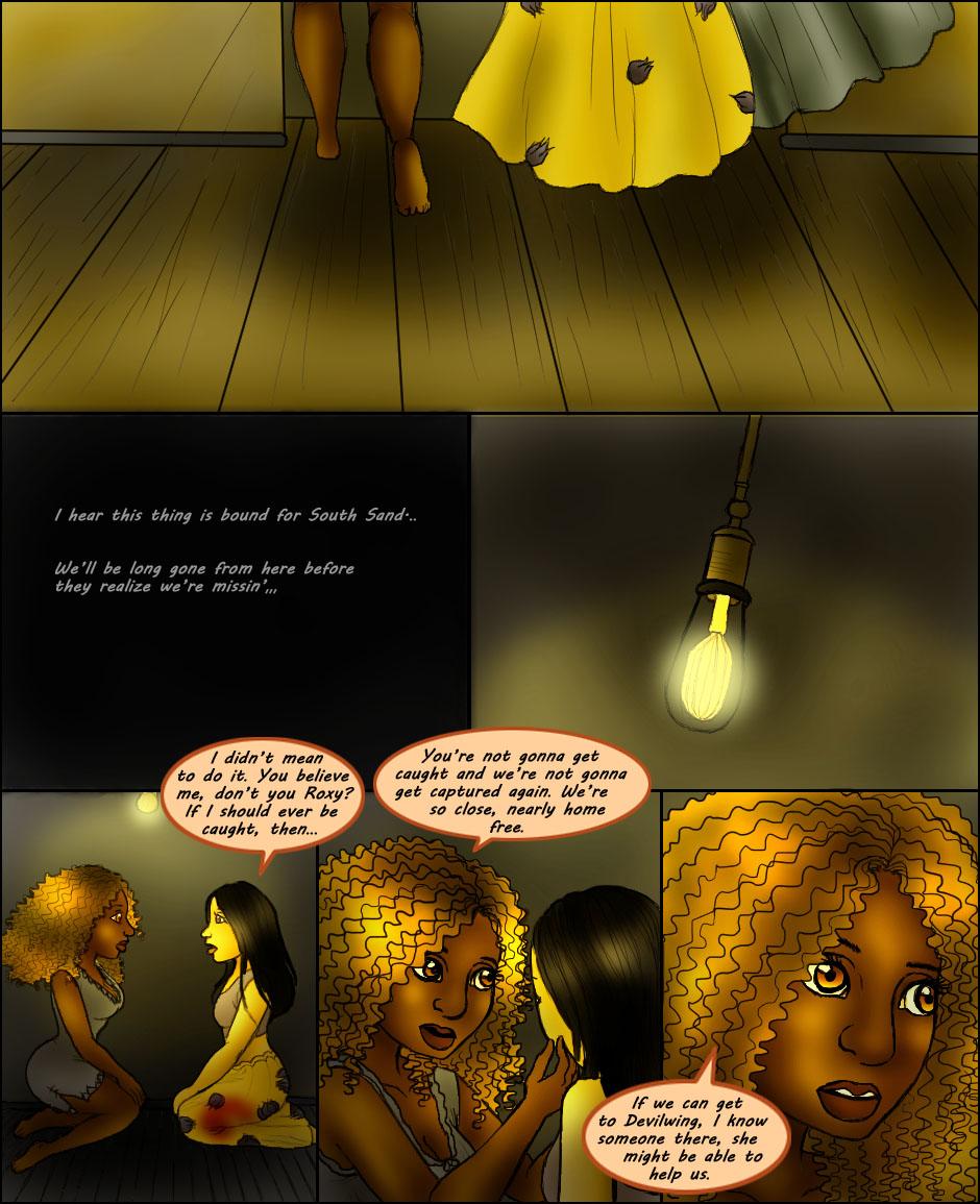 Page 261 – The Escape Part 1