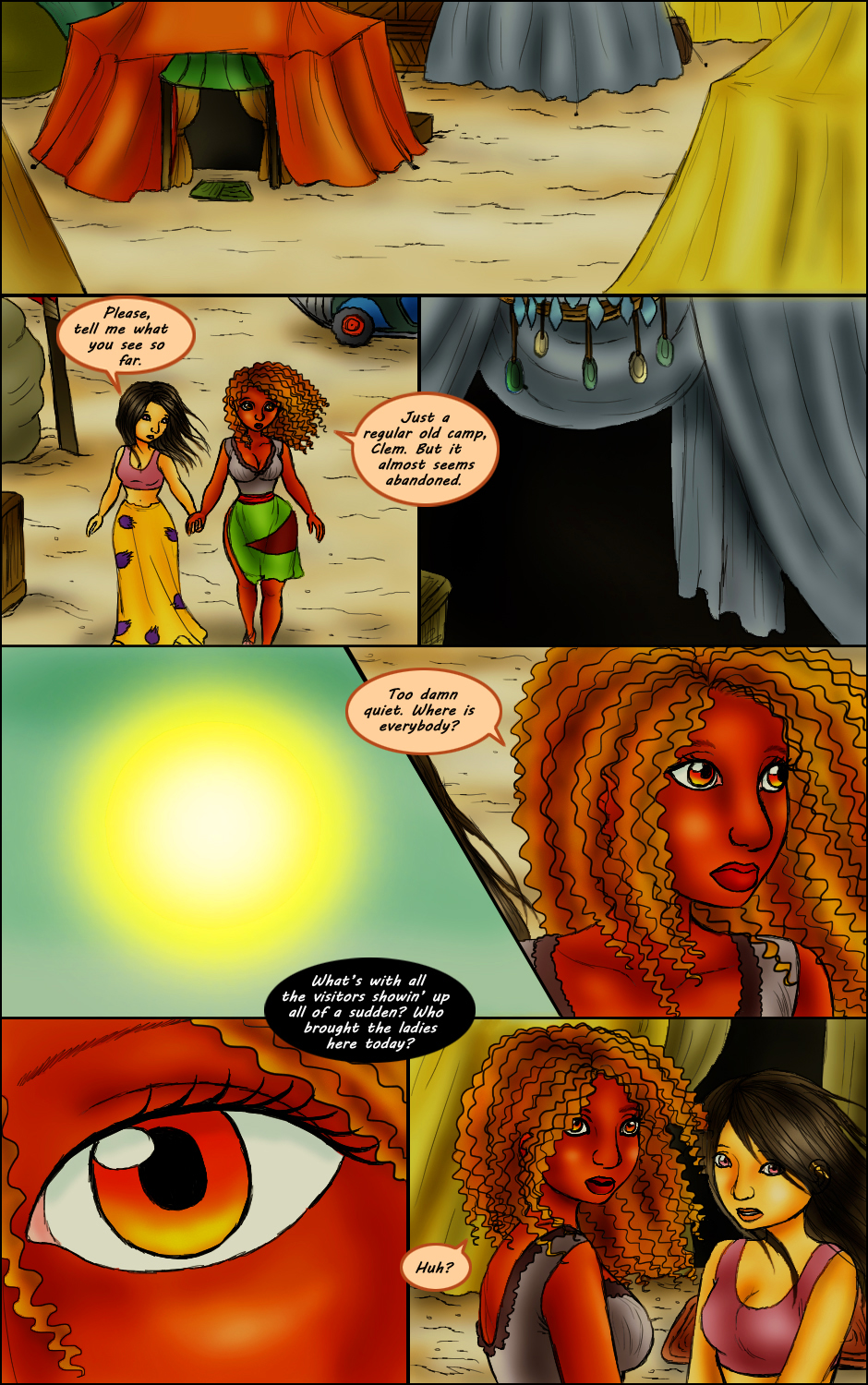Page 274 – Not Alone