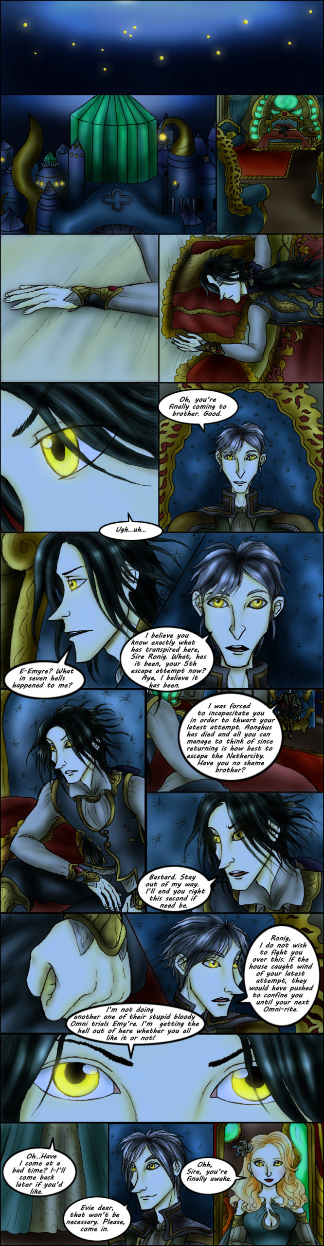 Page 287 – Chaos In Vestraah