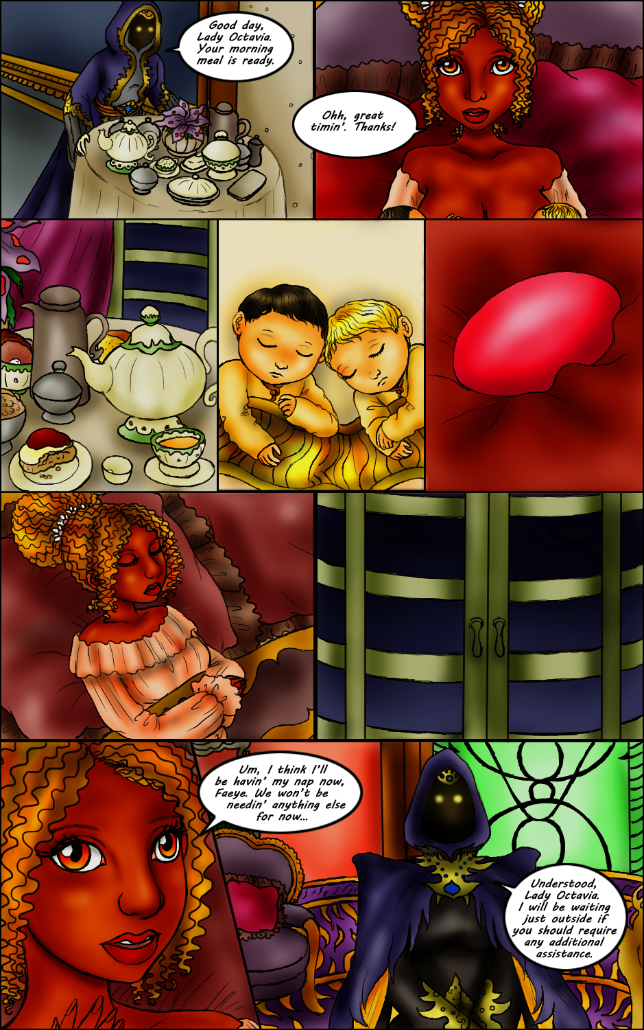 Page 314 – Morning Nap