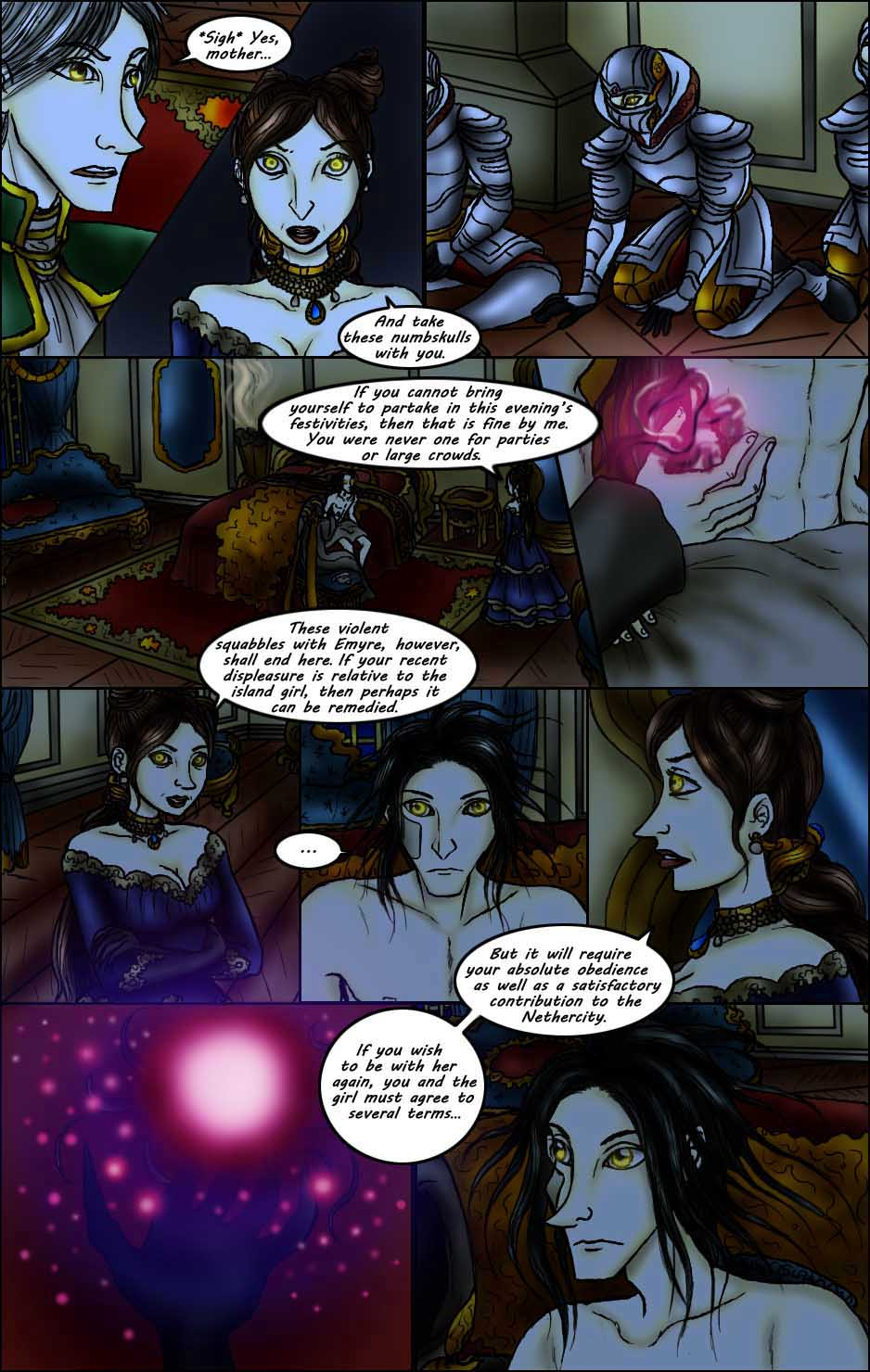 Page 323 – The Negotiation Part 2